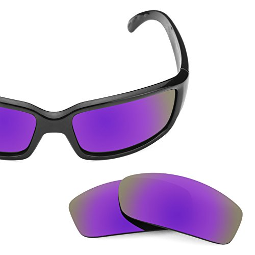 para Opciones repuesto Caballito Púrpura de Lentes Revant Polarizados Plasma Costa Mirrorshield múltiples — wTx0EqX
