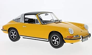 Modellauto Fertigmodell 1969 dunkelrot Unbekannt Porsche 911 T Norev 1:18