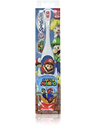 ARM & HAMMER Kid's Spinbrush Super Mario Powered Toothbrush, 1 Count