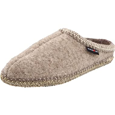 Haflinger Women's AS Slipper,Natural,41 EU (Women's 10 M US/Men's 8 D US)