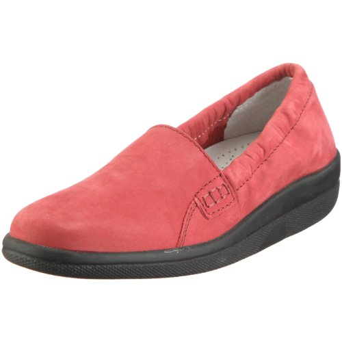 Hans Herrmann Collection Meran, Women's Loafers Red/Red