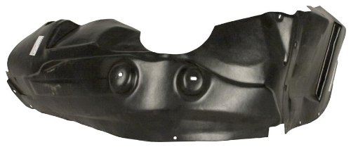 OE Replacement Dodge Journey Front Passenger Side Fender Inner Panel (Partslink Number CH1249141) Unknown