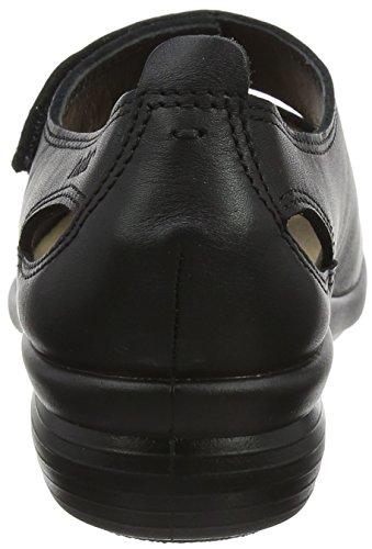 cheap browse outlet largest supplier Hotter Women's Florence Open-Toe Sandals Black (Black) rbh9Y7r