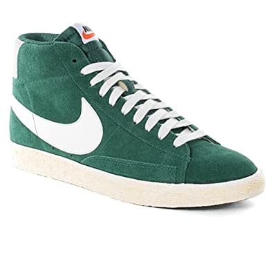 Nike Blazer High Vintage, Gorge Green/Sail Uk Size: 12