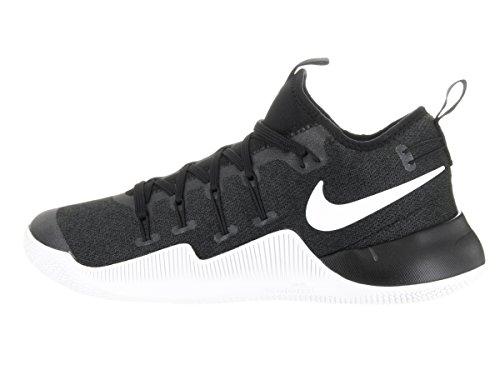 Nike 844369-020, Scarpe da Basket Uomo Nero/Bianco
