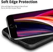 Cover custodia SGP case ultra sottile nera black per Apple Iphone...