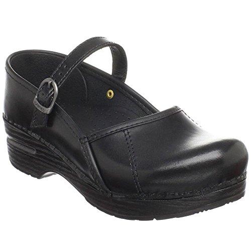 Dansko Dansko Marcelle Women Mules Clogs Shoes Black Cabrio Size 36 Shop