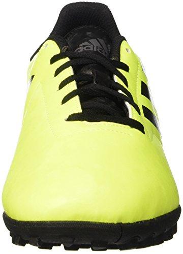 adidas Conquisto Ii Tf, Botas de Fútbol para Hombre Multicolore (Syello/Cblack/Ngtmet)