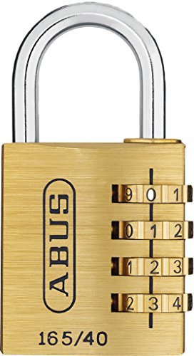 ABUS 165 40 COMBINATION PADLOCK by Abus