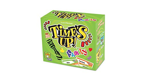 Asmodee–Time 's up Family 1, ade0tuf01es); Lingua-Spagnolo