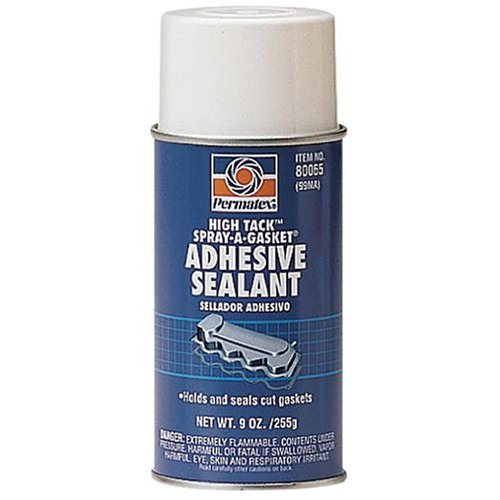 Permatex® High Tack™ Spray-A-Gasket™ Sealant, 12oz Can, 9oz Net Weight