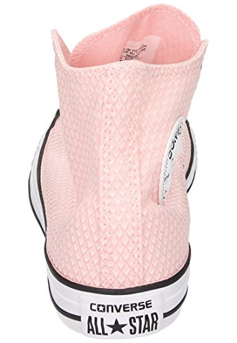 Converse Mujer CTAS Hi unidad lernschuhe Sneakers, Rosa, 42 UE