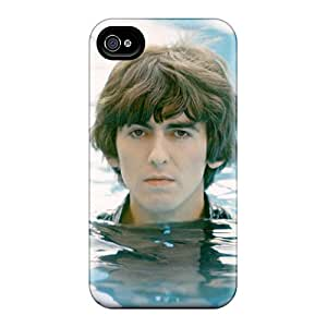 Nillesny Iphone 4/4s Well-designed Hard Case Cover George Harrison Protector