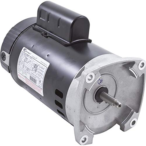 (Aos Motor Square Flange 1.0 Hp Sgl Spd 115/230V)