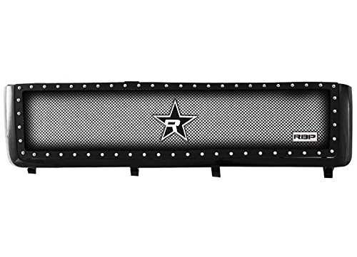 - RBP RBP-261115NDX-1 Black Stainless Steel Wire Mesh Packaged Grille