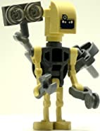 LEGO Star Wars The Clone Wars EV-A4-D Medical Droid Minifigure [Loose]