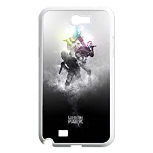 Custom Linkin Park Hard Back Cover Case for Samsung Galaxy Note 2 NT124