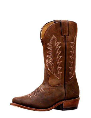 7701 Antick Carnaza Toe Cutter Womens Carnaza Challenger Boulet Western Boots Antick wq8qvaA