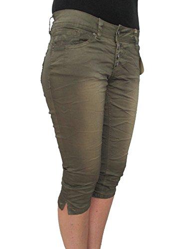 Aloe Buena Green Femme Capri Vista Jeans ZRgxwqgI6S