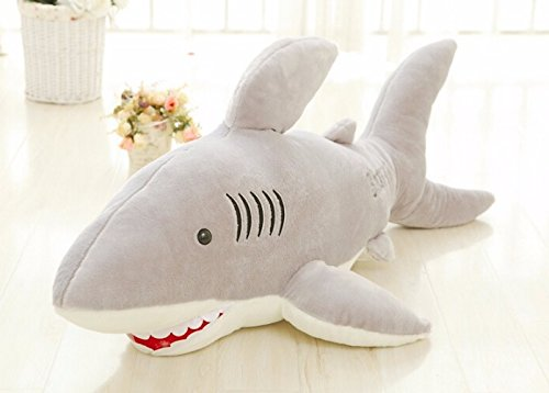 70cm Shark Plush Toy Stuffed Pillow Doll Birthday Gift Kids Toy Baby Toy Nice Brinquedos for Children