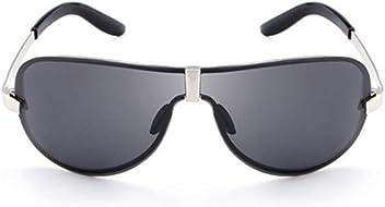HDCRAFTER Men/'s Frameless Polarized Sunglasses Outdoor Driving Classic Glasses