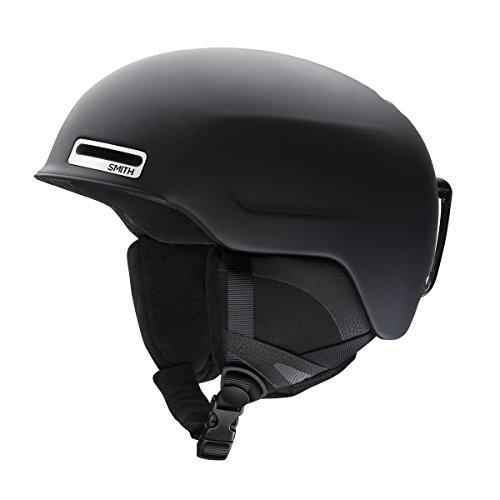 Smith Optics Unisex Adult Maze Snow Sports Helmet - Matte Black XLarge (63-67CM)