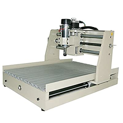 four 4 axis 400W 3040 CNC Router engraver engraving milling machine U