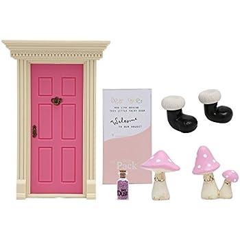 Amazon.com: Lil\' Fairy Door Door Novelty, Blue: Toys & Games
