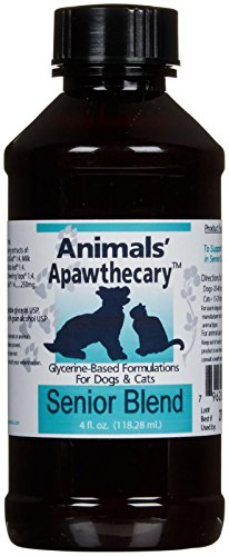 Animal Essentials Apawthecary Senior Blend Supplement, 4 oz