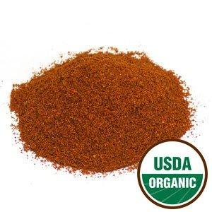 Organic Chili Pepper Powder Chipotle by Starwest Botanicals