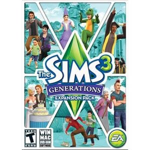 NEW The Sims 3 Generations PC (Videogame Software)