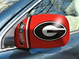 Fanmats University of Georgia Small Mirror Cover Size=5.5''x8'' NCAA School -12007
