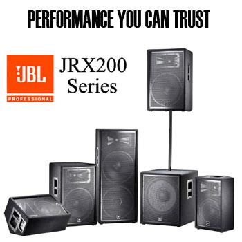 JRX200 Series