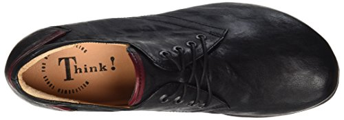 Mujer para Think Sz Kombi 09 Derby Negro Menscha rppEnqwzRt