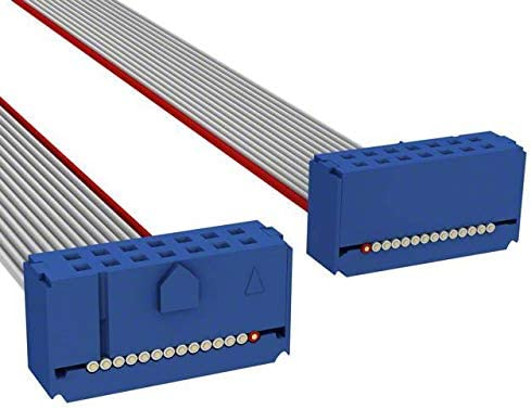 IDC CABLE Pack of 10 CKC14S//AE14G//CKC14S C3CCS-1418G