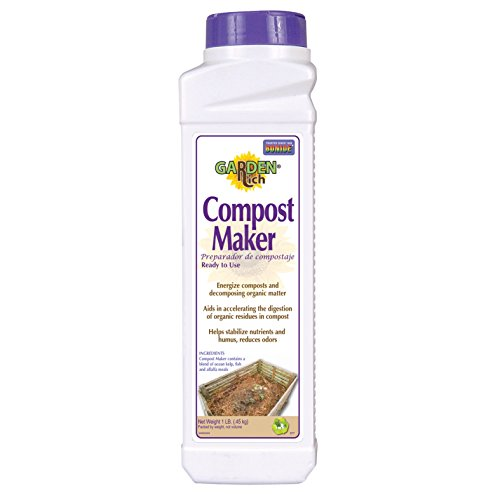 - Bonide 677 1-Pound Compost Maker Ready To Use,1 lb