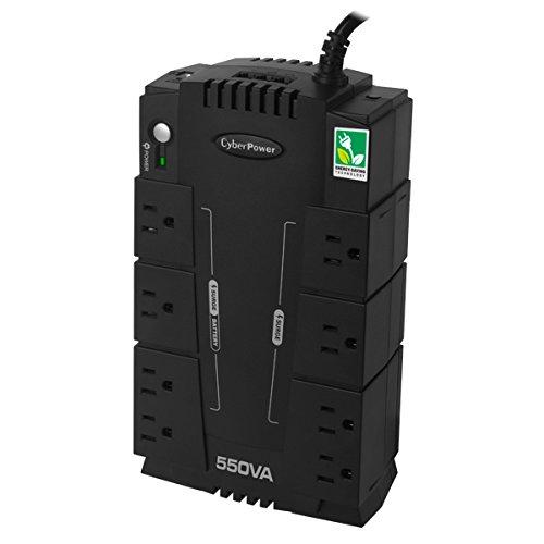 CyberPower TAA Compliant CP550SLGTAA 550 Desktop UPS