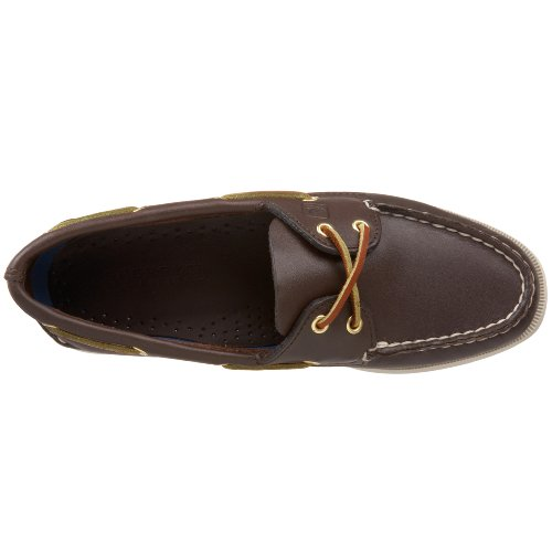 sale great deals Sperry Top-Sider Women's Authentic Original Two-Eye Boat Shoe Brown clearance cheap sale enjoy choice cheap price syI5vO