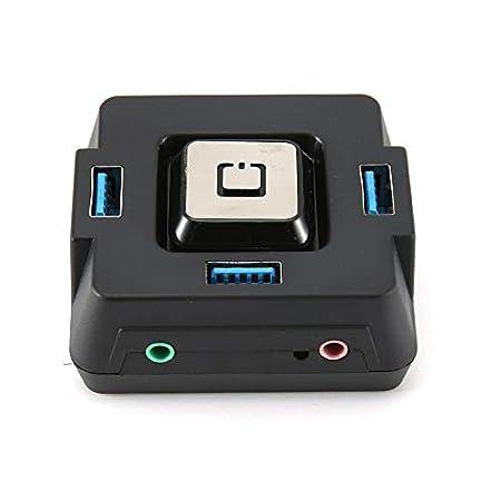 ifeng Interruptor de Escritorio multifunción USB3.0 para ...