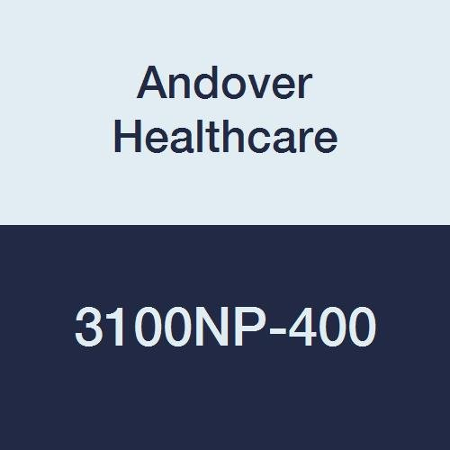 Andover Healthcare 3100NP-400 Coflex Non-Woven Cohesive Self-Adherent Wrap, 15' Length, 1'' Width, Neon Pink, Latex Bulk (Pack of 400)