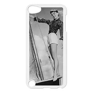 Audrey Hepburn iPod TouchCase White Decoration pjz003-3791882