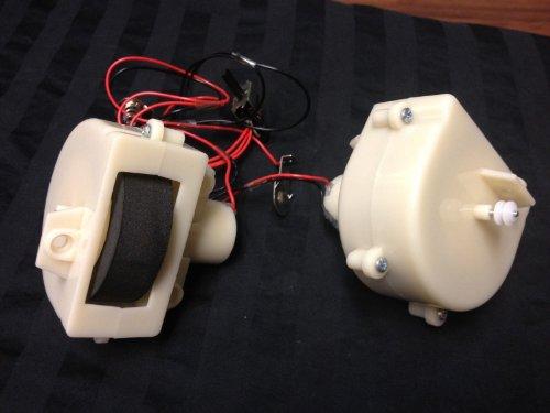 Dc Electric Motor 3v 6v DIY Ping Pong Ball Launcher Robot Wheel Vdc Car B24