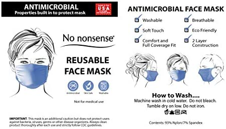 Face masks during the COVID-19 pandemic