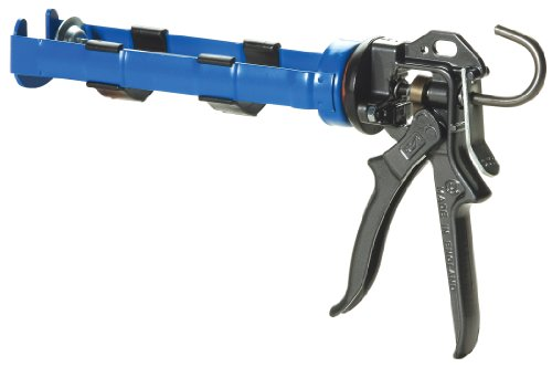 COX 41004-2T Ascot 10.3-Ounce Cartridge Rotating Cradle Manual Caulk Gun