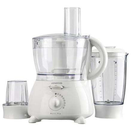 Kenwood FP691 - Robot da cucina Multi-Pro, 900 W, colore: Bianco ...