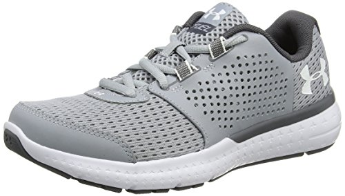 Under Armour Damen UA W Micro G Fuel RN Laufschuhe Blau (Overcast Gray 942)
