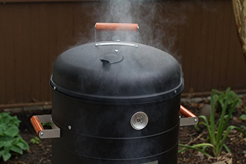 MECO 5031 Charcoal Combo Water Smoker by MECO (Image #2)