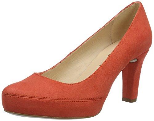 Unisa Numar_17_ks, Zapatos de Tacón para Mujer Naranja (Coral)