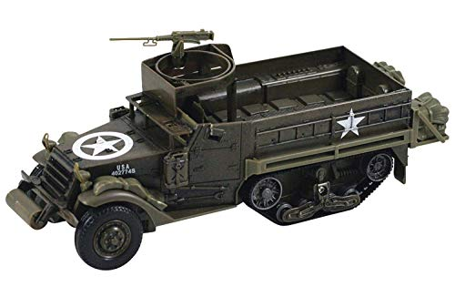 InAir Classic Armour E-Z Build M3A1 Half Track Model -