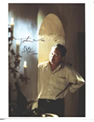 "* JOHN WOO * rare signed 8x10"" photo ""Brokeback Mountain"" / UACC RD # 212"